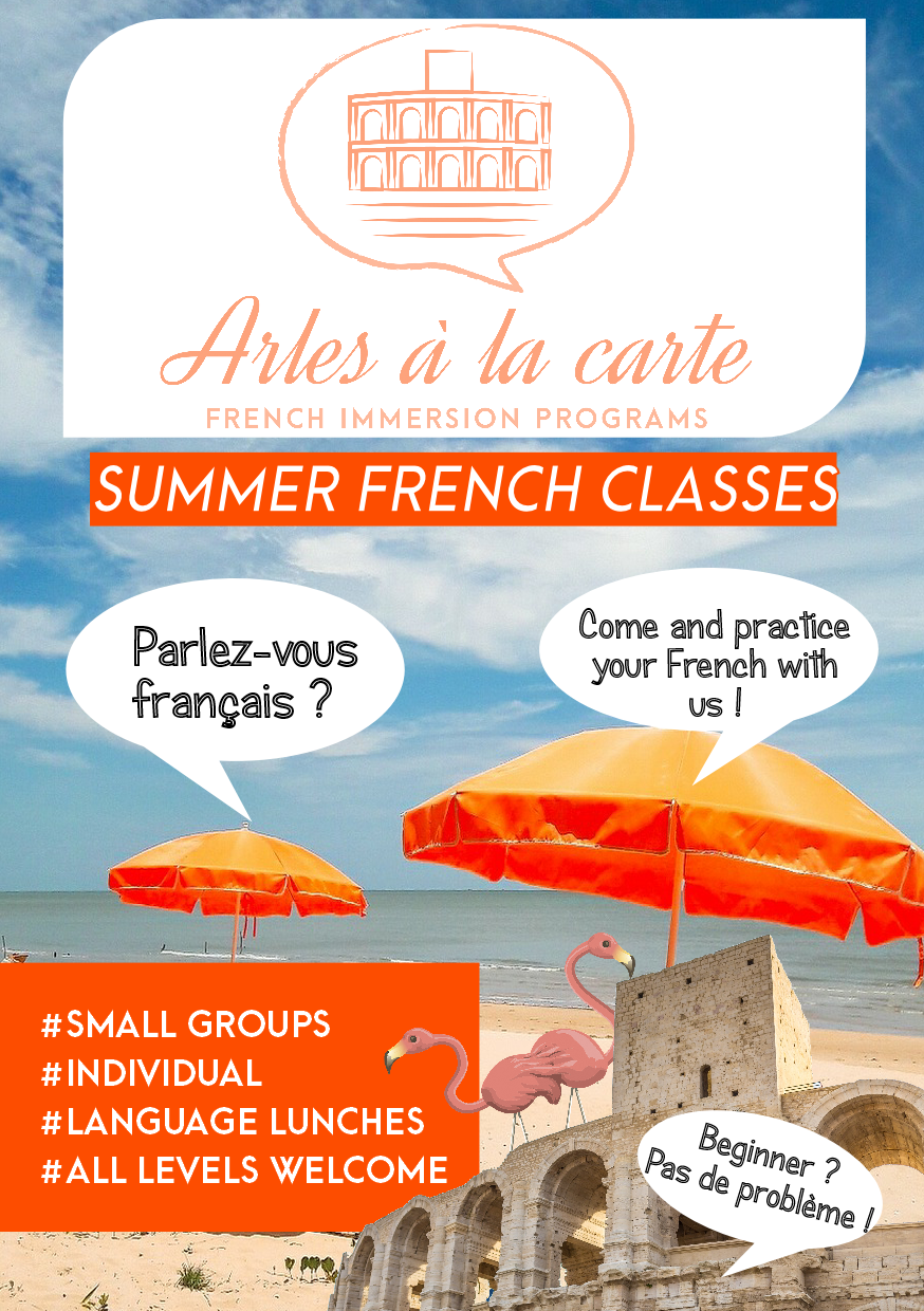 SUMMER FRENCH CLASSES